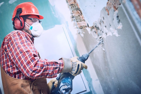 Wand durchbohren – Worauf achten? Probleme, Leitungen
